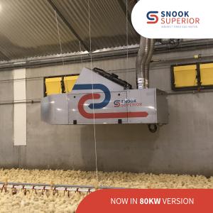Snook Superior 80KW version